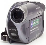 Sony DCR-DVD 304