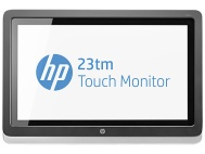 HP Pavilion 23tm 23-inch Diagonal Touch Monitor
