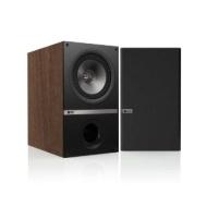 KEF Q300W Bookshelf Loudspeakers - American Walnut (Pair)
