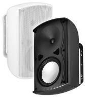 OSD Audio AP670WHT Outdoor Patio Speakers - Pair