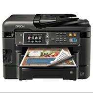 Epson Workforce Wf-3640 Inkjet Multifunction Printer - Color - Photo Print - Desktop - Copier/fax/printer/scanner - 33 Ppm Mono/20 Ppm Color Print - 1
