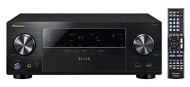 Pioneer Elite - 980W 7.2-Ch. Network-Ready 4K Ultra HD and 3D Pass-Through A/V Home Theater Receiver - Black VSX-44 § VSX-44