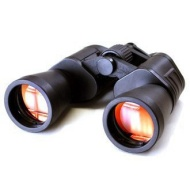 Serious User Black High Power Binoculars 10x50 Special Anti Glare Fully Coated Optics Lightweight alloy body. Ideal for Sports, Wildlife and Astronomy