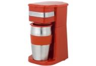 BESTRON ACM111R Coffee-to-go Kaffeemaschine Rot ()