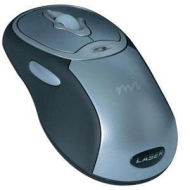 Micro Innovations Wireless Laser Mouse
