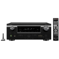 Denon AVR-791 7.1 Channel A/V Home Theater Multi-Source / Multi-Zone Receiver with HDMI 1.4a supporting 1080p and 3D (Black)