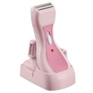 Conair - Women's Personal Beauty Groomer - Light Pink LTGS40PCS
