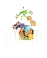 Fisher-Price Luv U Zoo Snuggle Cub Soother Mobile