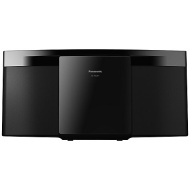 Panasonic SC-HC297EB-K DAB+/FM Bluetooth Compact All-In-One Hi-Fi System with USB Playback and Wireless Audio Stream