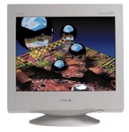 "Sony CDP-E500 21"" CRT Monitor"