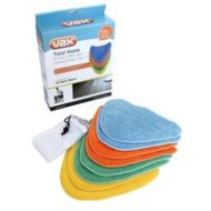 Vax Total Home 8x Velcro Microfibre Cleaning Pads