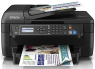 Epson Workforce 2650WF All-in-One Printer.