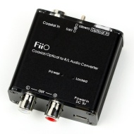 FiiO D3 Coaxial/Optical to R/L DAC Audio Converter