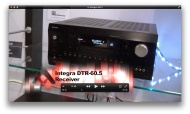 Integra DTR-60.5 Receiver with HDBaseT