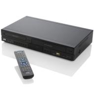 JVC 1080p HD-Upconverting DVD/VHS Combo Recorder