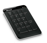 Microsoft Bluetooth Number Pad