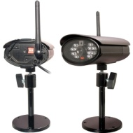 RF Link 5.8GHz Wireless Outdoor 3rd Channel Color Camera - Additional Color Camera, 3rd Channel