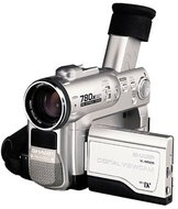 Sharp Viewcam VL-WD255U