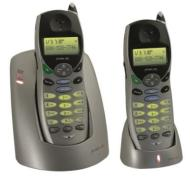American Telecom Digital Cordless Phone System with Pay N Talk Service
