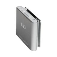 FiiO E5 - Amplificador de auriculares, color plateado