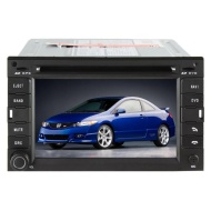 Rupse All-in-one Honda 1997-06 CR-V DVD Navigation player with Digital HD Tuchscreen /PIP RDS Bluetooth iPod