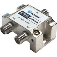 STEREN 201-203 1 GHZ 90 dB Splitter (3 Way)