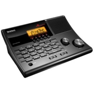 Uniden Bearcat Clock Radio Scanner