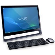 Sony Vaio L11M1E 61 cm (24 Zoll) Desktop PC (Intel Pentium E7500 2.9GHz, 4GB RAM, 500GB HDD, nVidia G210M, DVD, Win 7 HP)