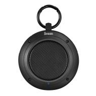 Divoom 90100057001 Voombox Travel Altoparlante Bluetooth, Impermeabile, 4Watt, Funzione Telefono, Nero
