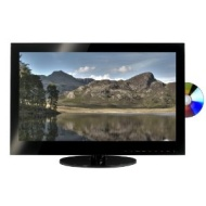 Bauer 24-inch Widescreen Full HD 1080p LED TV DVD Combi with Freeview and USB PVR