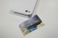 LG Portable Pocket Photo Printer