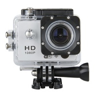 Action Video Camera - 12MP, HD, 1080P, Wide Angle, Water-resistant