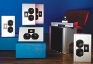 Piega AP-3 Speaker System and Arcam Solo Movie 5.1 System