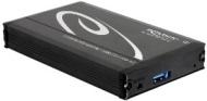 Delock 2.5 Externes Gehäuse 42492 SATA HDD > Multiport USB 3.0 + eSATAp (bis 15 mm HDD)