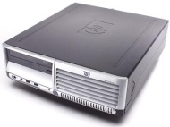 HP Compaq DC7100 Intel Pentium 4 3000 MHz 40Gig Serial ATA HDD 4096mb DDR Memory DVD ROM Genuine Windows 7 Home Premium 32 Bit Desktop PC Computer