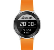 Huawei Fit Moonlight Silver Orange