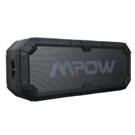 Mpow Armor Plus Altoparlante Bluetooth 4.0 Wireless Portatile Impermeabile Antiurto con Bass Aggiornato, 2 Driver 8W, Batteria 5200 mAh, 22 Ore di Rip