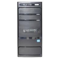 Nilox NLX-TK-I3 PC, Processore Intel Core i3 3.3 GHz, RAM 4 GB, HDD 500 GB
