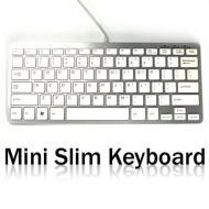 GMYLE(TM) Super Slim USB 2.0 Mini Keyboard For Windows 7 XP Vista