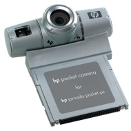 HP Pocket Camera - PDA camera - color - CF