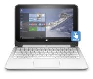 HP 11-p110nr x360 11.6-Inch Convertible Laptop (Intel Celeron, 2 GB RAM, 32 GB SSD)