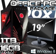 "VIBOX Sharp Shooter Package 7 - Extreme, Online, Gamer, Multimedia, Desktop, USB3.0 Computer, Full Package with 22"" Monitor, Speakers, Keyboard & Mous"