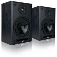 "6.5"" Premium Bookshelf Speakers by Sound Appeal"