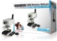 Konig USB Wireless Webcam