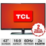 TCL LE43FHDF3300 43 inch LCD HDTV