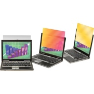 3M GPF12.1W Filtro de Privacidad Gold - Filtro de pantalla para monitores (Frameless, Portátil, Oro, LCD, 16
