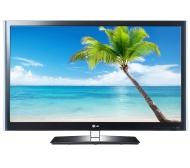 """LG 55"""" Diag. 1080p Edge-lit LED/LCD 120Hz HDTV w/Internet Apps"""