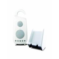 Audio Unlimited ShowerPOD 900 Mhz Wireless Shower Speaker