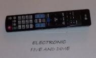 LG Electronics/Zenith AKB72914003 REMOTE CONTROL