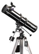 Skywatcher Explorer 130M f / 900 Motorised Newton Telescope with Parabolic Mirror 5.1 Inches Silver